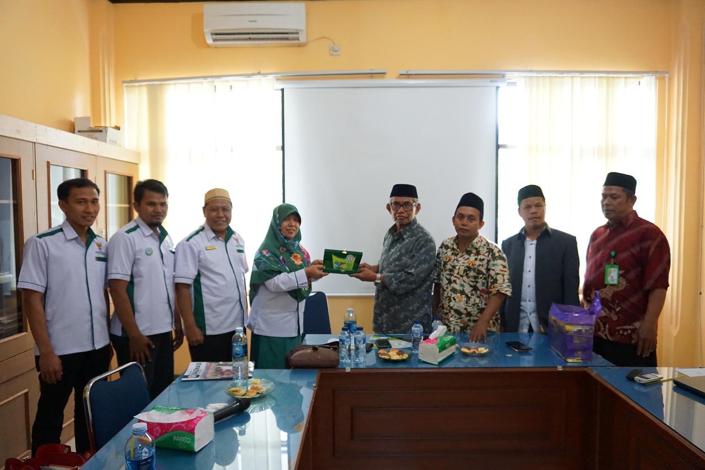 Kunjungan Studi Banding Baznas Kota Padang Badan Amil Zakat Nasional Baznas Kota Bogor